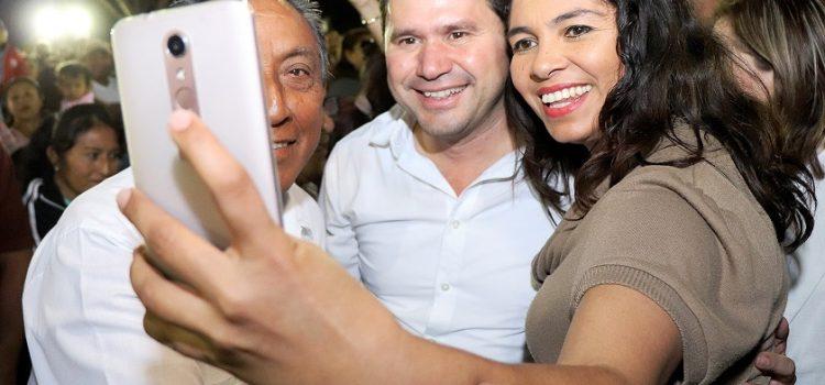 La familia, principal motor para luchar todos los días: Sahuí Rivero