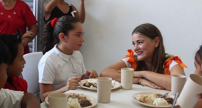 Más apoyos para escuelas en 2018: Cecilia Patrón