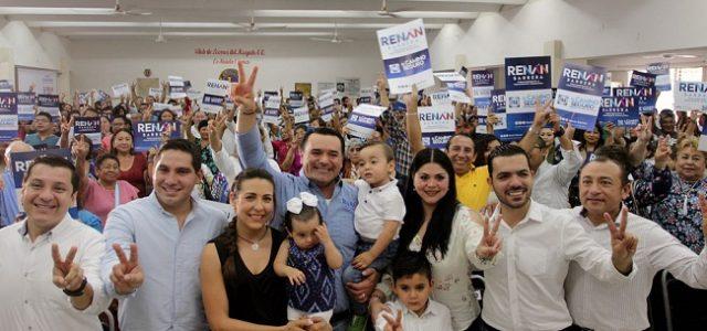 Renán Barrera: un camino hacia el crecimiento de Mérida