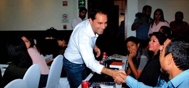 Es momento de dar un salto adelante: Mauricio Vila Dosal