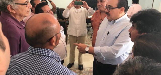 Visitará Ramírez Marín a migrantes yucatecos