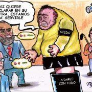 Las mafias del poder