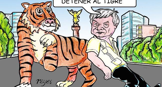 El encantador de tigres