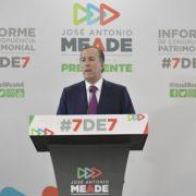 Meade declara su #7de7