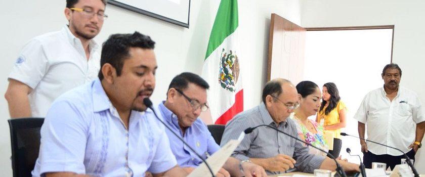 Solicitan dictámenes de Cuentas Públicas 2016