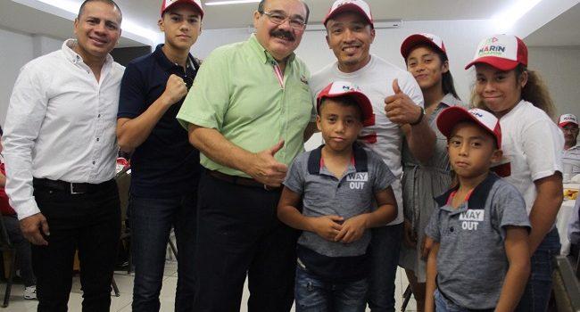 Quiero un futuro de oportunidades y desarrollo para Yucatán: Ramírez Marín