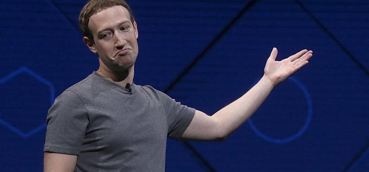 Los 2.000 millones de usuarios de Facebook deberían asumir que sus datos se han visto comprometidos, Zuckerberg