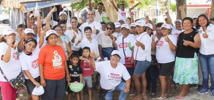 Seré la voz de los adultos mayores, en el congreso: Felipe Cervera