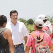 Respaldaremos a Umán para la generación de más empleos: Canul Pérez