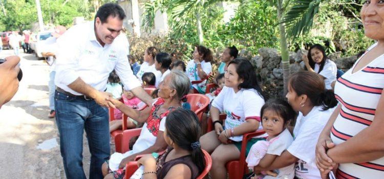 Mejorar la vida de las comisarías, tarea de todos: Jesús Vidal