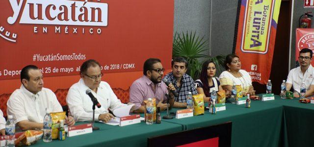 Semana de Yucatán en México 2018, del 25 de mayo al 3 de junio