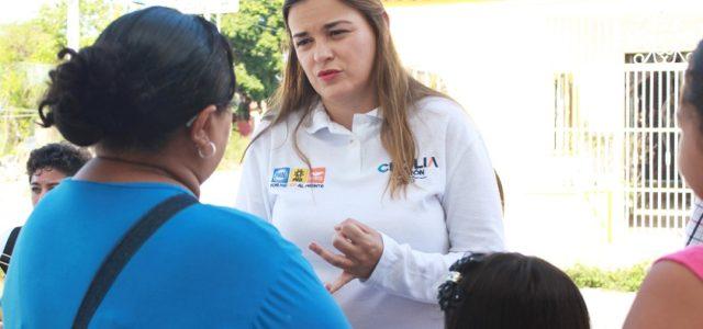 Cecilia Patrón impulsará a mujeres emprendedoras