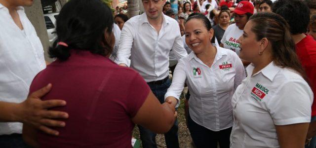 Lila Frías, apuesta por el impulso de los productos locales