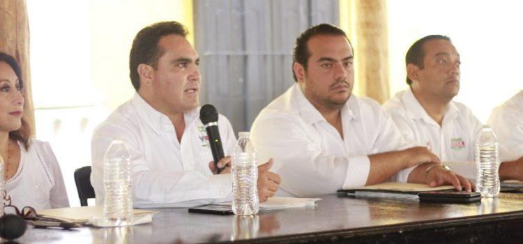 Fortalecer el turismo, compromiso de Jesús Vidal