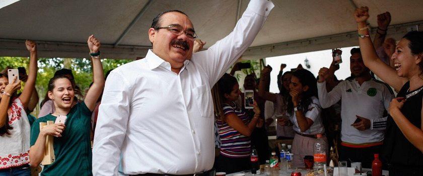 Ramírez Marín gana la Senaduría en Yucatán