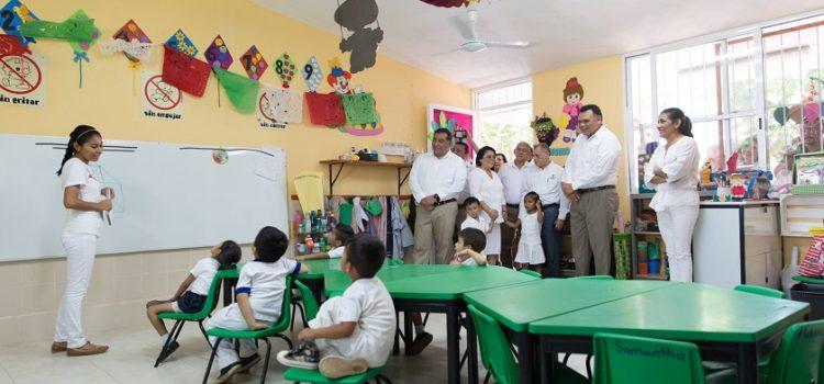 Se eleva nivel educativo en Yucatán