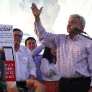 Reitera López Obrador queMéxico está enbancarrota