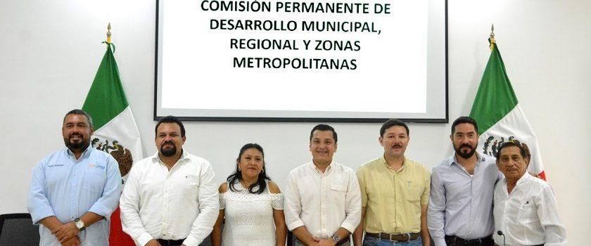 Se instala la comisión de Desarrollo Municipal