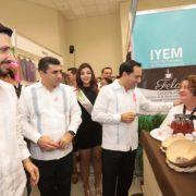 Inaugura Vila la Expo Feria del Comercio 2018