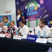 Celebrarán 20 años de la Expoferia del Comercio