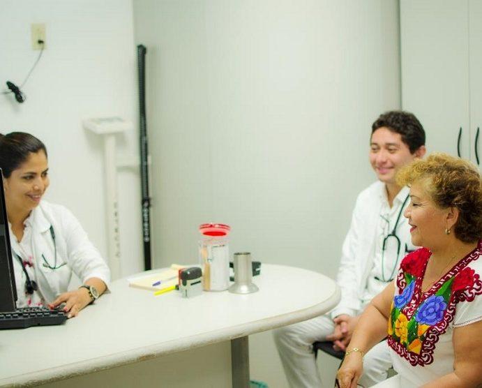 Médicos del IMSS atienden a más de la mitad de la población de Yucatán