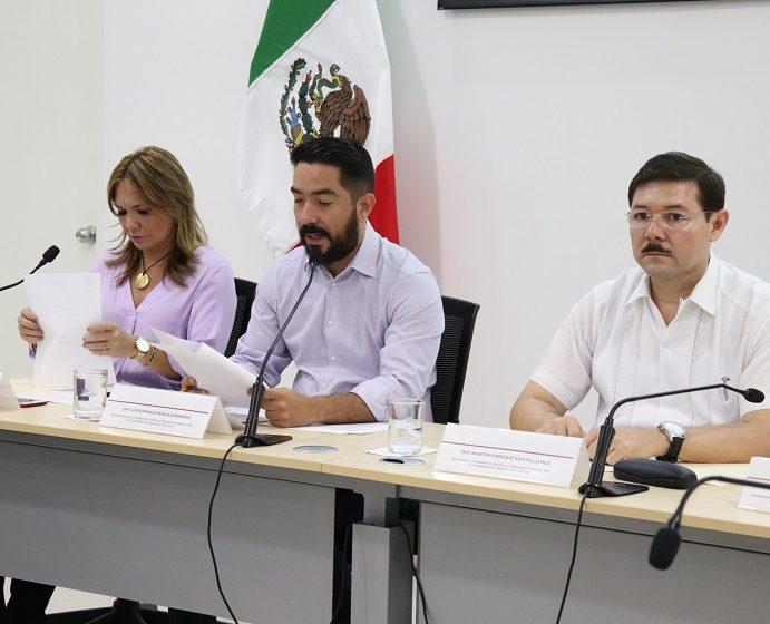 La sociedad nos ayudará a designar al Fiscal General del Estado: Luis Borjas