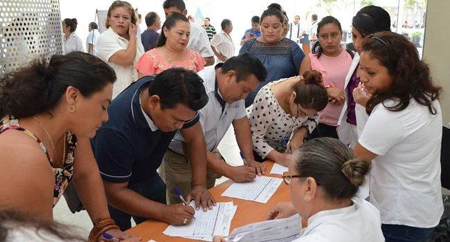Respaldo a municipios para acciones de salud