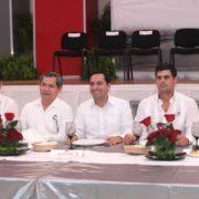 Anuncia Vila Dosalfuerte impulso a lainfraestructura en Yucatán