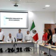 Se instala formalmente la comisión de Medio Ambiente