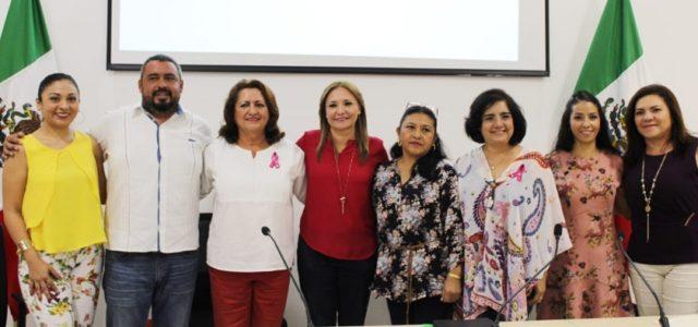 Milagros Romero se compromete con las mujeres