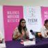 Anuncian programa para empoderar mujeres en el estado