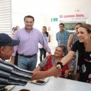 Se compromete Renán Barrera a reforzar programas nutricionales