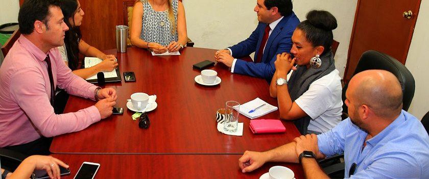 Fortalecen cooperaciónValparaíso y Yucatán