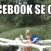 Facebook se cae y el mundo entra en crisis