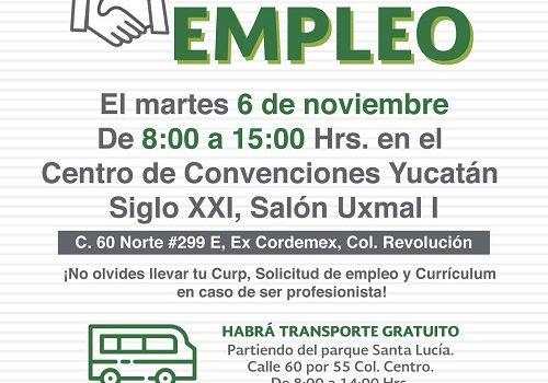 Feria de Empleo 2018 ofertará más de mil plazas laborales