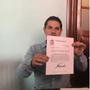 Reconocen trayectoria de Tuffy Mafud, dirigirá la CNPP