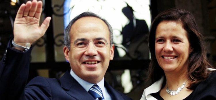Libre, así se llamaría el nuevo partido de Felipe Calderón y Margarita Zavala