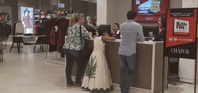 Yucatecos se vuelcan en las tiendas en este Buen Fin