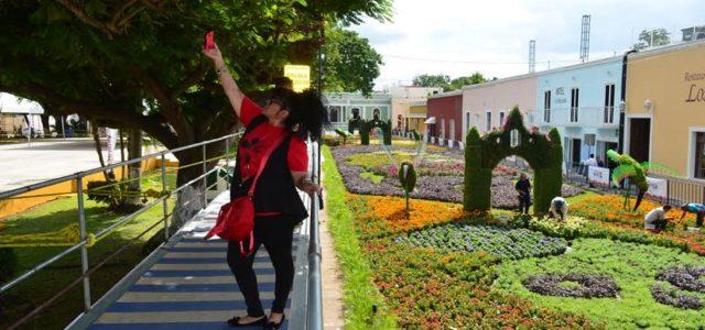 Más de 30 mil personas visitan el Camino de Flores