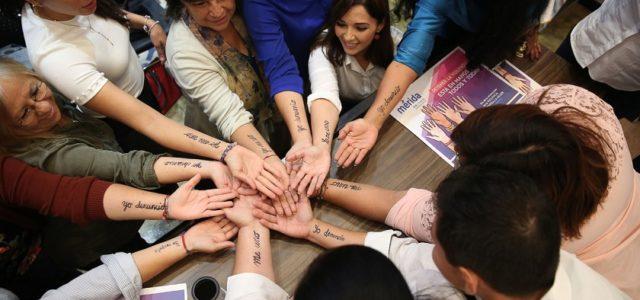Presentan campaña para erradicar la violencia contra la mujer