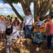 Intenso cierre de año del alcalde Diego Ávila