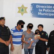 Policía de Mérida localiza a menor
