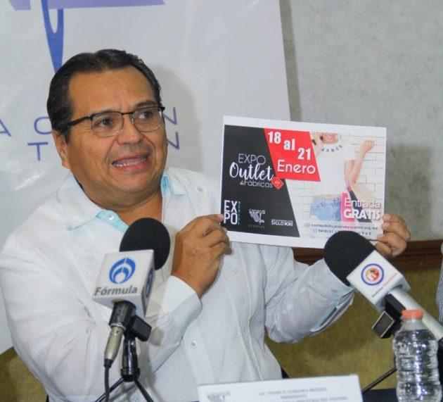 """Canaive anuncia primera """"Expo Outlet 2019"""""""