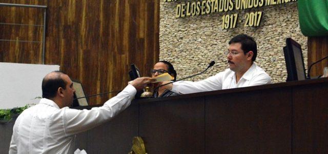 Felipe Cervera presenta iniciativa a favor de personas con discapacidad