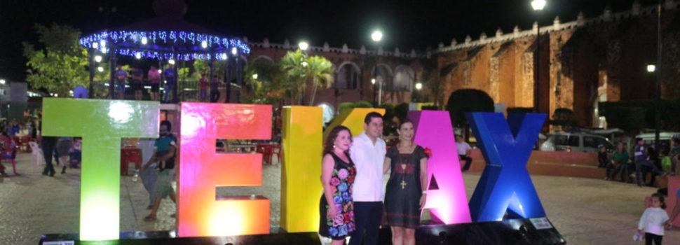 Juntos impulsaremos la cultura en Tekax: Ávila