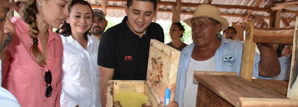 Revisan avances agropecuarios en Mocontún