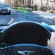 ¿Navegador de realidad aumentada para automovilistas?