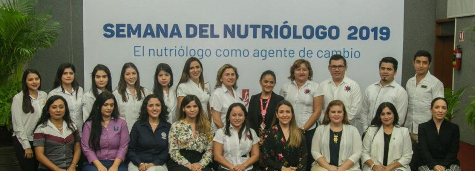 Se recalcará el papel del nutriólogo como agente de cambio social