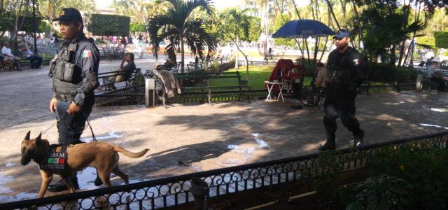 En operativo decembrino, 668 detenidos: Ayuntamiento de Mérida