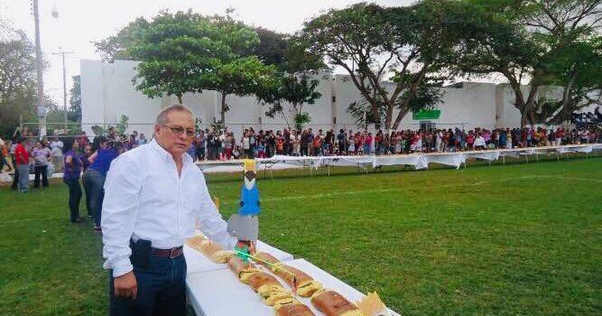 Reos también cortarán Rosca de Reyes